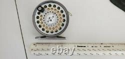 Redington CT Classic Trout 8036 8'0 No 3 LINE (3WT) & Hardy Flyweight Reel &