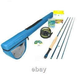 Redington Crosswater 490-4 Fly Rod Outfit 4wt 9'0