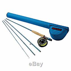 Redington Crosswater II Combo Fly Rod Outfit 8 wt 9' 4 piece