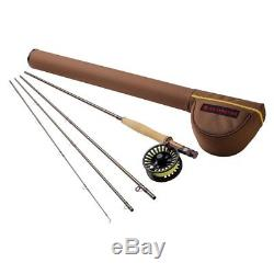 Redington Fly Fishing Fly Fishing Combo Kit 990-4 Path Ii Outfit with Cross 9 9