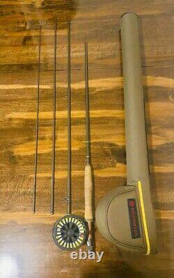 Redington Path2 Fly Fishing Combo, 4wt, 9ft, Reel Pre spooled with Rio Line