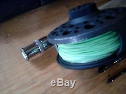 Redington Path Fly Combo 4 wt used rod & reel hard to find 4 weight & 8' long