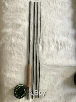 Redington Path Fly Rod and Reel Combo 5wt rod, line and reel