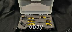 Renzetti Fly Tying Vice and North 40 Outfitters Core Fly Tying Tool Kit combo