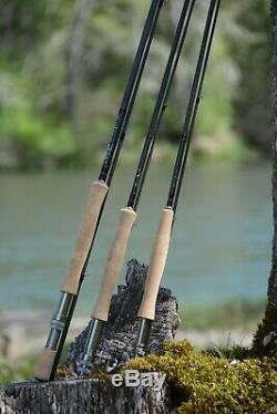 Rogue Rods Fly Rod Combo featuring Pflueger & Wright McGill reels. New