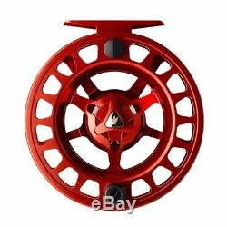SAGE 6060 #6-7 Fly Reel and / or Spool, Ember / Red Color. Combo Offer