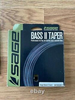 Sage Bass II Fly Rod & reel combo Smallmouth 290 gr
