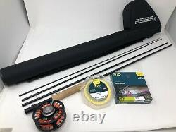 Sage Foundation Combo 9ft, 5wt, 4pc Fly Rod CLEAN