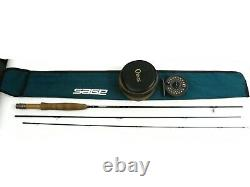 Sage SPL 373 3WT 7'3 Fly Rod With Orvis Battenkill 3/4 Reel and SA WF Line
