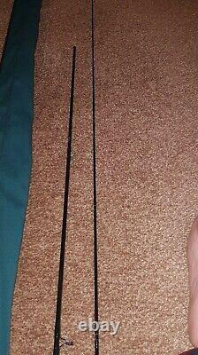 Sage sp fly fishing rod 9ft. Number 5 line with sock and tube only grade A+