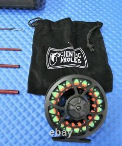 Scientific Anglers Ampere 8-Wt 9' Premium Fly-Fishing Outfit Pre-Spooled 12365