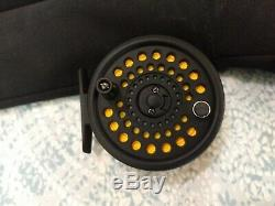 Scientific Anglers Fly Fishing Rod And Reel Combo In Carry Case Never Used