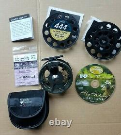 Scientific Anglers System 2LA Large Arbor Fly Reel Combo Package NEW