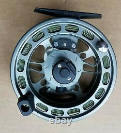 Scientific Anglers System 2LA Large Arbor Fly Reel NEW Combo Package