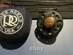 Scott Fly Rod G2 885/4 with Ross Animas 4/5 Fly Reel and new Orvis Hydros 5 line