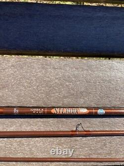St. Croix Imperial 4 Weight Fly Rod Combo With Orivs Reel