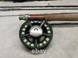 TFO Fly Rod Combo 9'0 5 wt TFO Impact Rod, Sage 2200 Series Reel, Line & Case