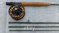 TFO (Temple Fork Outfitters) NXT 4 Weight Combo Outfit Rod/Reel/Line/Leader