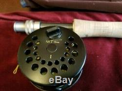 Temple Fork Outfitters 9' 5wt Fly Rod & NXT 5wt Reel Combo