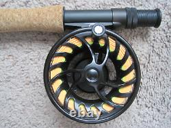 Temple Fork Outfitters (TFO) NXT Fly Rod Combo 9' 5-6wt