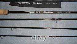 Tfo Blue Ribbon 8'6 4 Weight Fly Rod / Fly Reel / Line Combo, Unused, Mint
