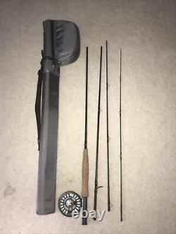 Tfo Temple Fork Outfitters Nxt Black Label 9' #5 Weight Fly Rod & Reel Combo Kit