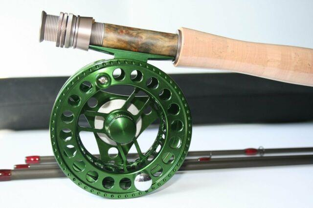 The Cipher 9'0 Fly Rod And Reel Combo