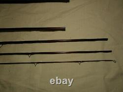 USED SAGE FLIGHT FLY FISHING ROD AND REEL 590-4 #5 LINE 9' 3 1/4 oz MINTY