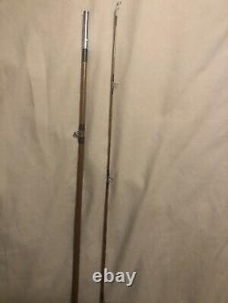 Vintage Conolan/ Unbranded Fly Rod and Reel Combo