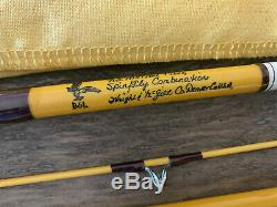 Vintage Eagle Claw Trailmaster M4TMU Spin/Fly Combination 7-1/2' Rod NOS