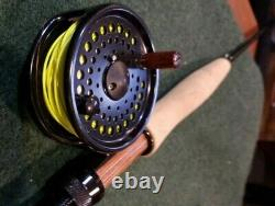 Vintage Redington Redfly Perfect#5/6 Outfit Combo Classic Angler Fly Fishing set
