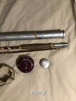 Vintage Wright McGill/ Southbend 1122 Fly Rod Combo- 6/7 Wt