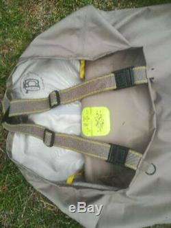Vision & Guideline Fly fishing combo waders, rod, reel and fly line