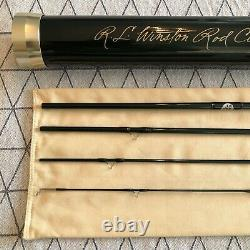 WINSTON AIR 905-4 Fly Rod + Bauer SST4 Reel Combo