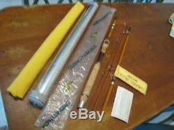 WRIGHT & McGILL TRAILMASTER COMBINATION PACK FLY ROD. 7 1/2', #7 line. NOS UNUSED