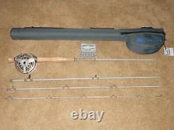 Waterworks-Lamson Center Axis Saltwater Rod and Reel System 7 wt / 9 / 4 Piece