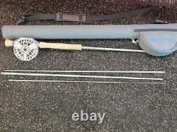 Waterworks Lamson Saltwater Center Axis 4 Pcs 9' Fly Rod & Reel Combo System