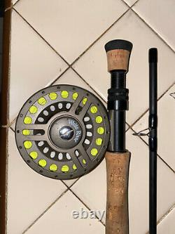 White River Dogwood Canyon 9 Graphite Fly Rod & Reel Combo